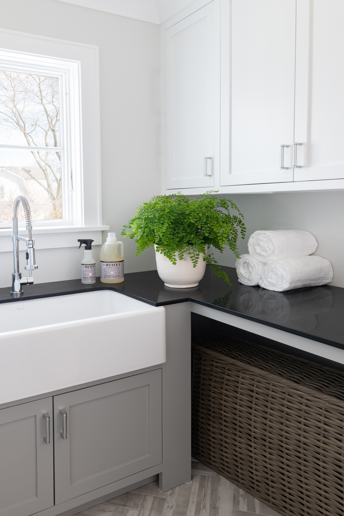 NYC + Chicago Interior Photographer - Laundry Room
