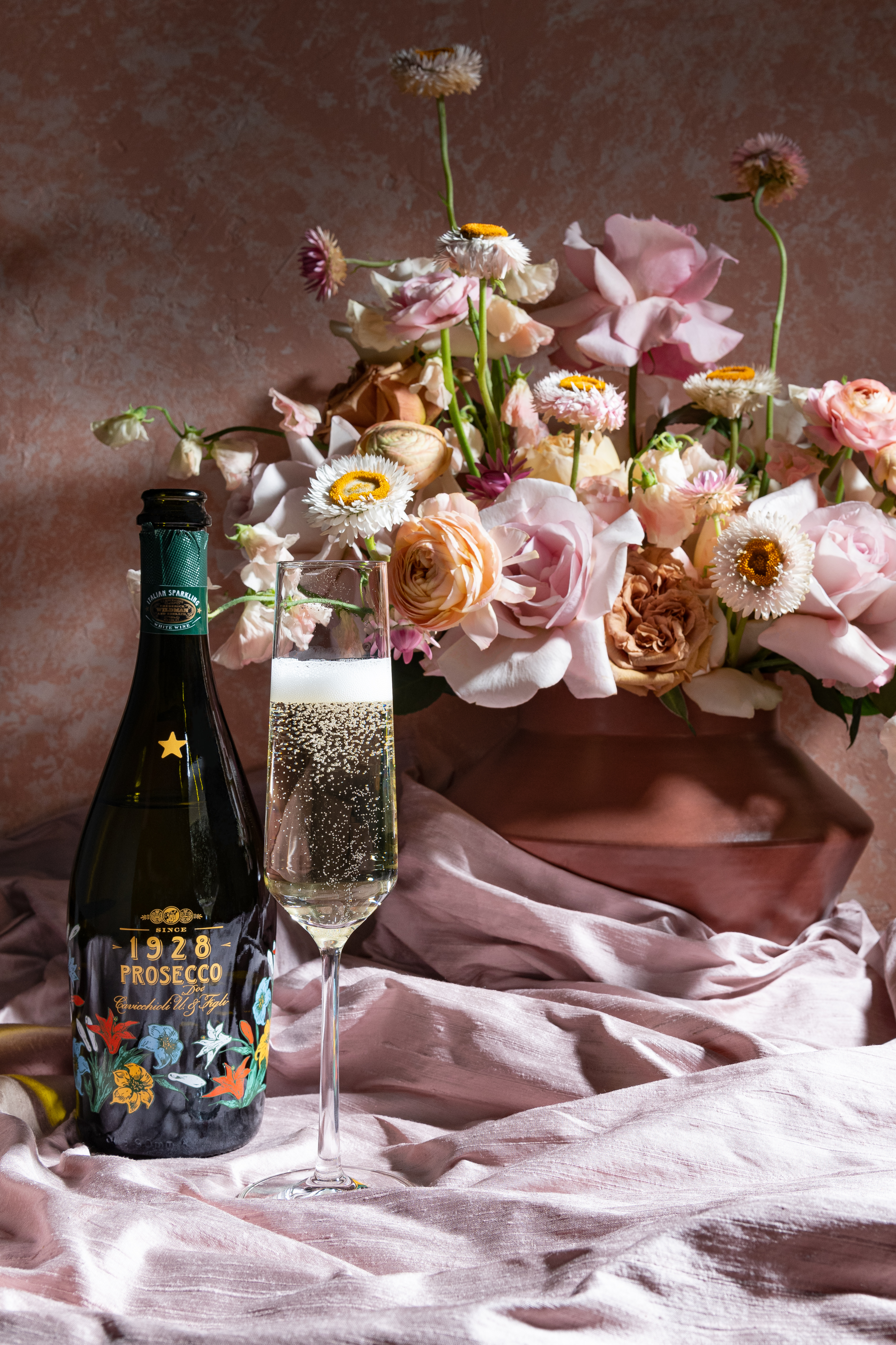 NYC and Chicago Product Photographer - Cavicchioli Prosecco