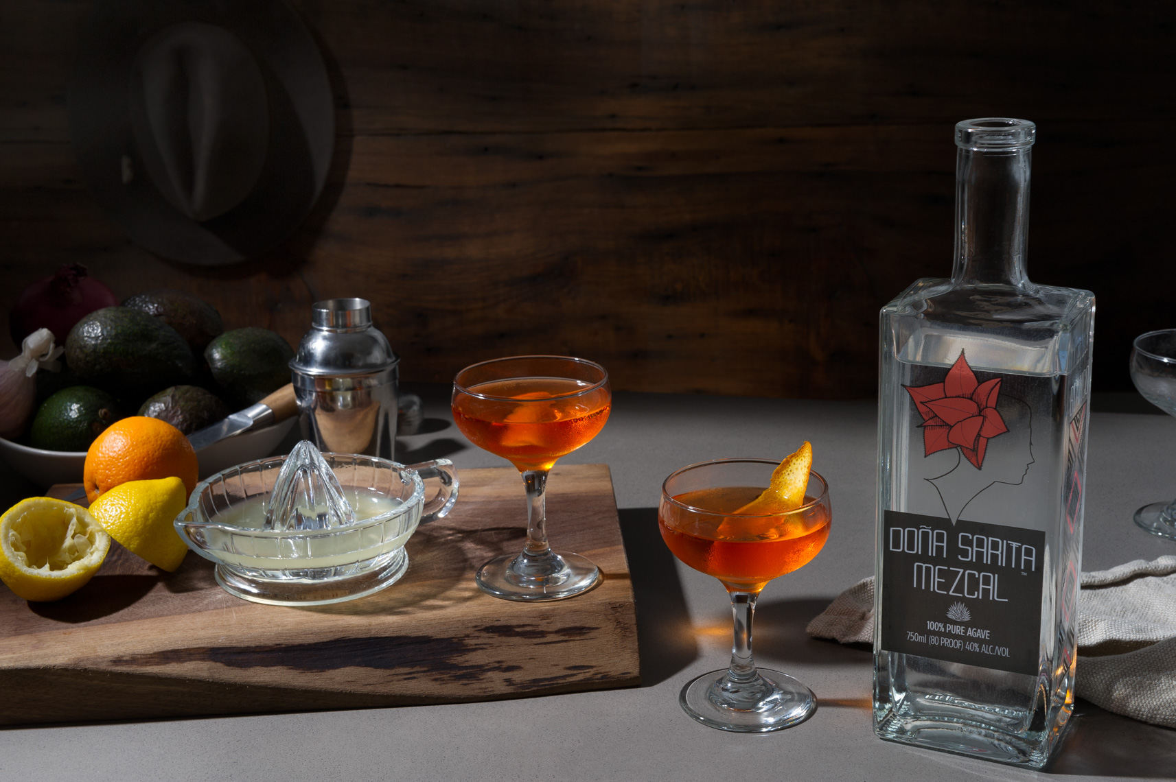 Commercial Liquor Photographer - Mezcal