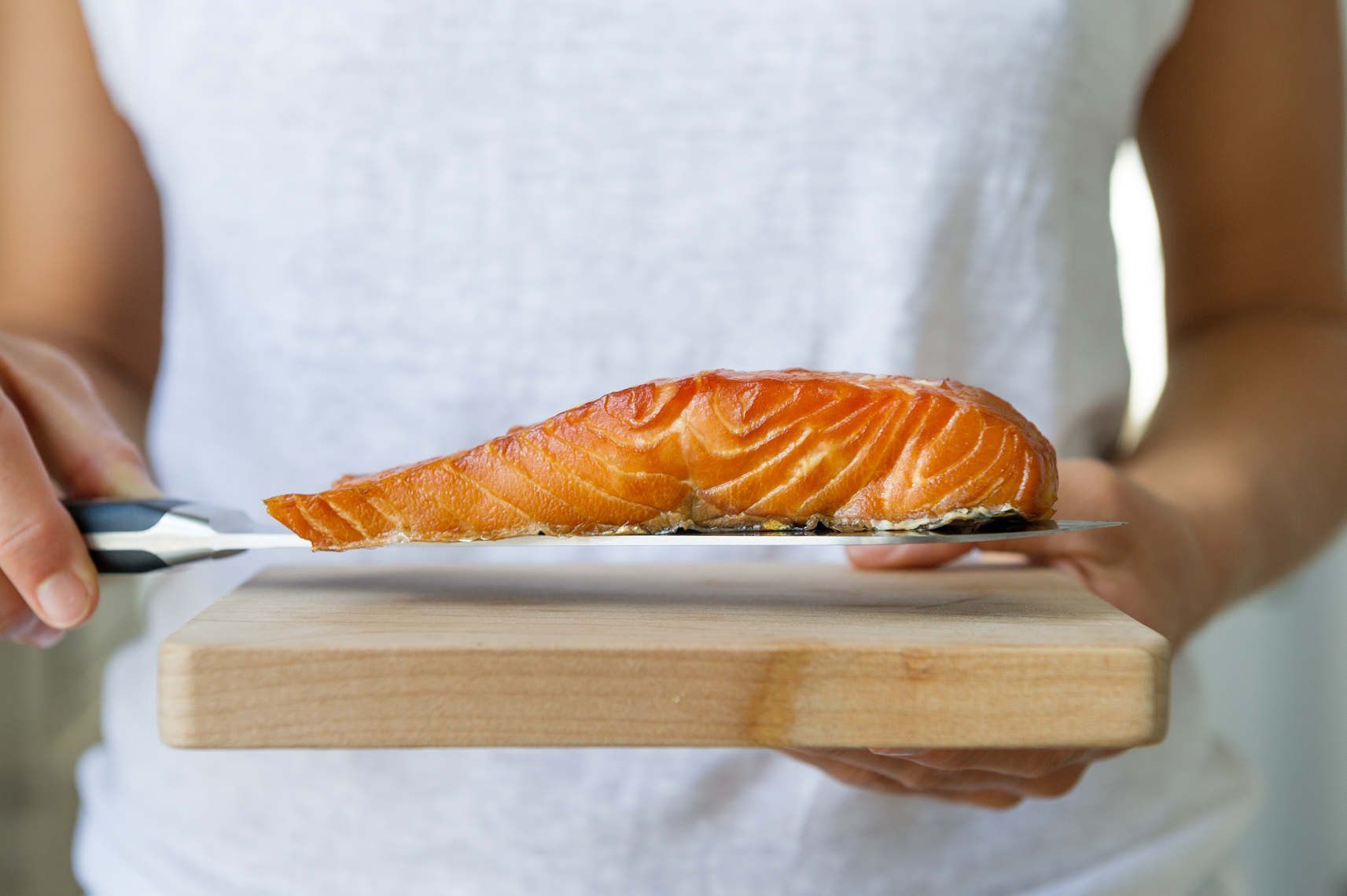 NYC Food Photographer - Smoked Salmon