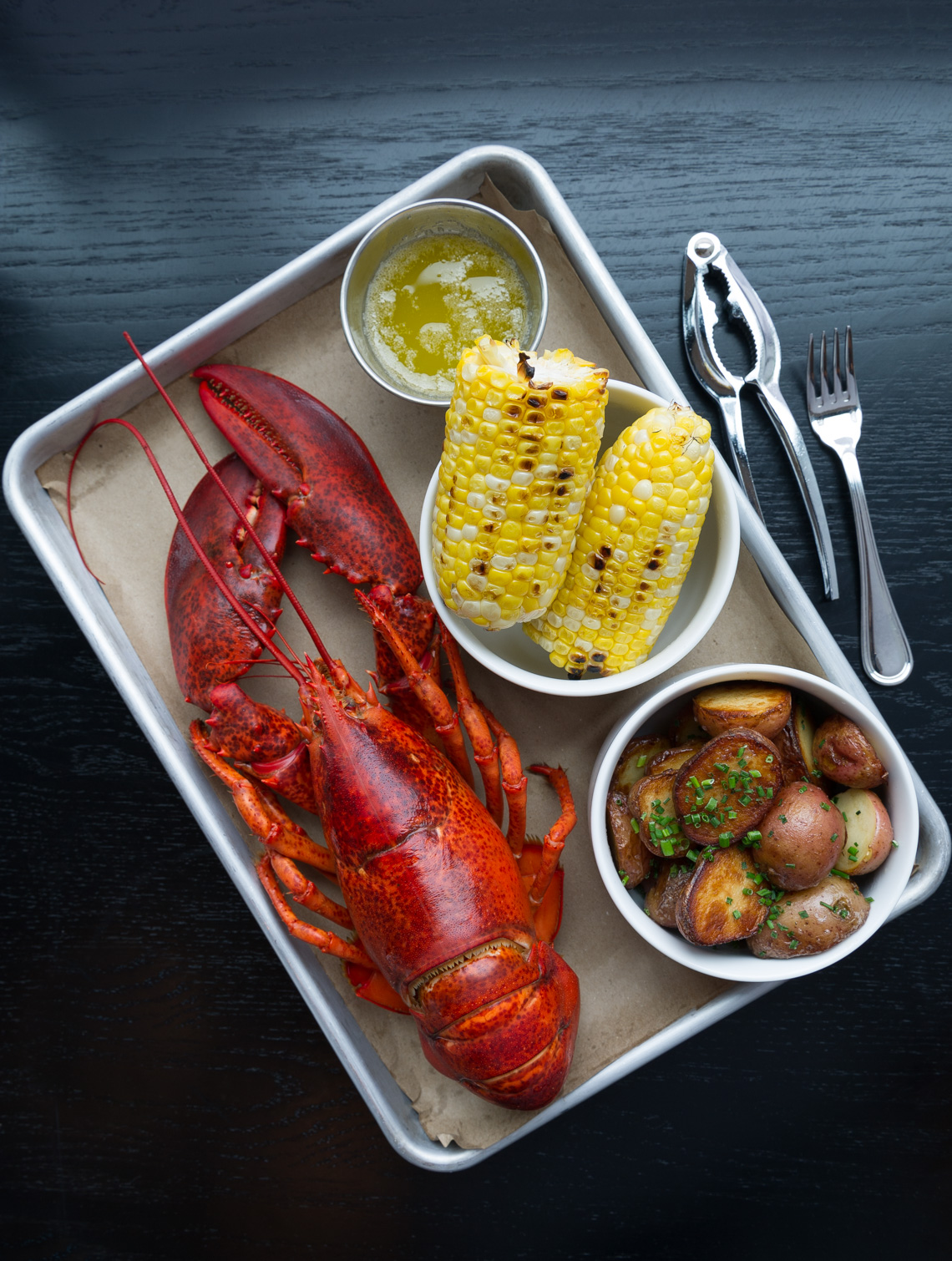 NYC Food Photographer – Row 34 Lobster