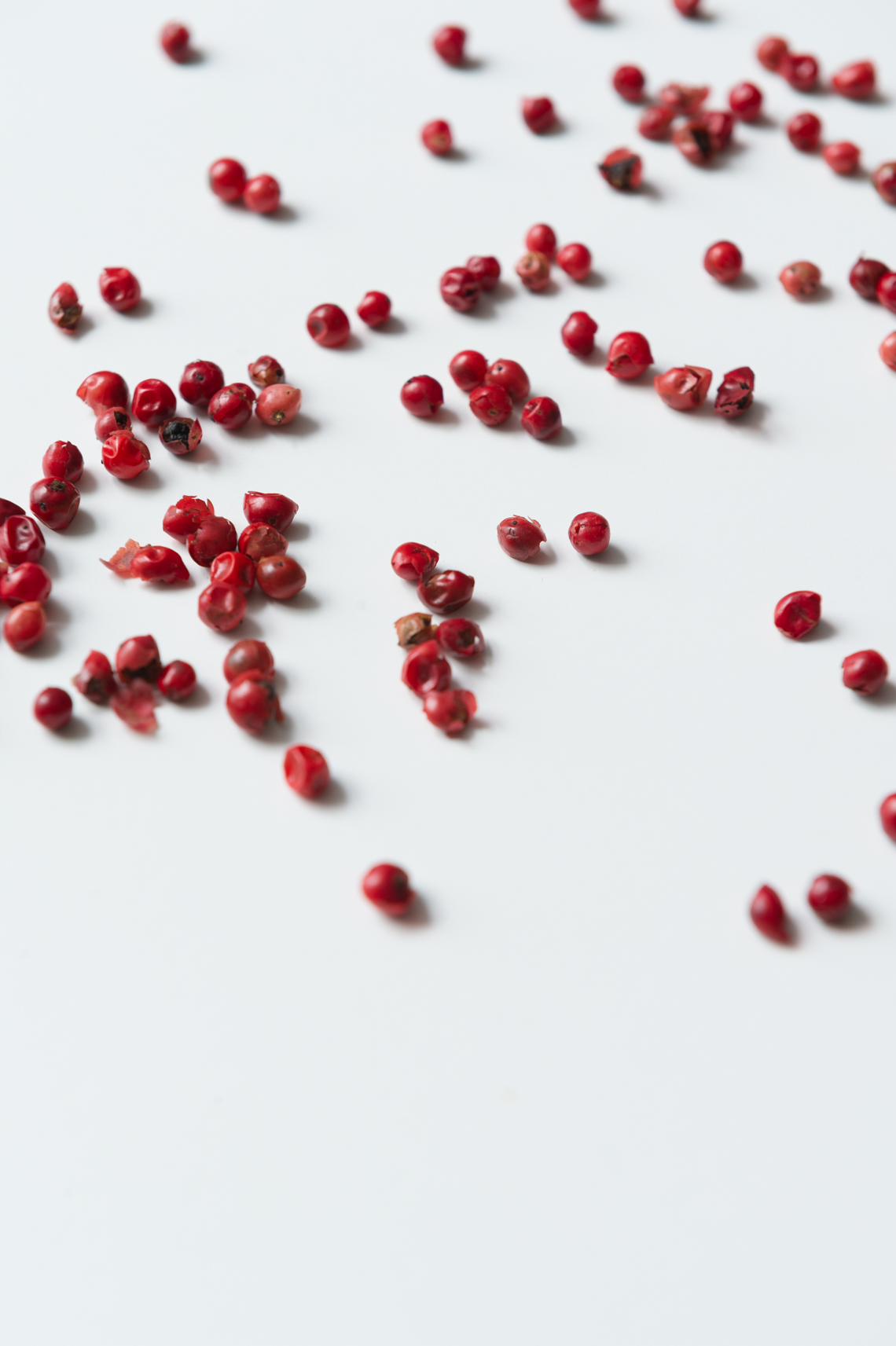 NYC Food Photographer - Pink Peppercorns