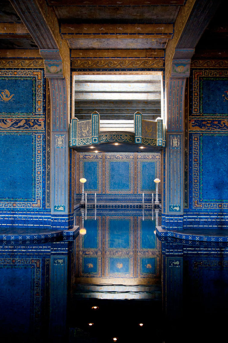 NYC + Chicago Travel Photogapher - Hearst Castle CA