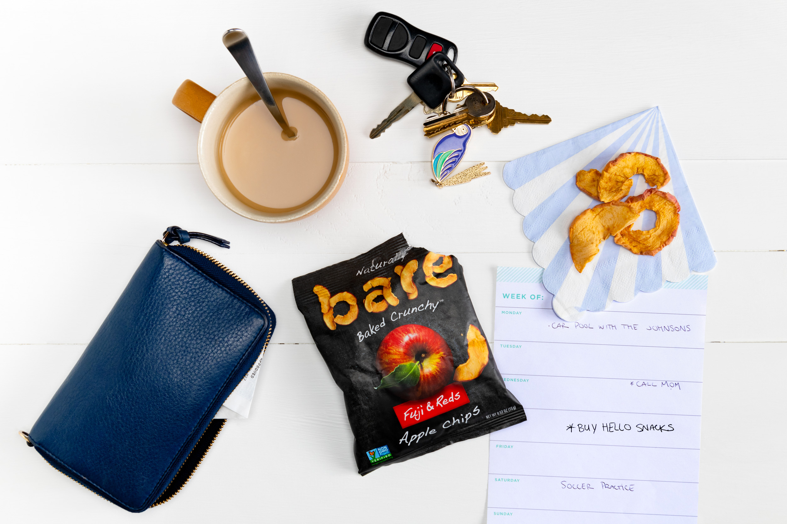 Morgan Ione | NYC + Chicago Commercial Product Photographer - PepsiCo Bare Apple Chips