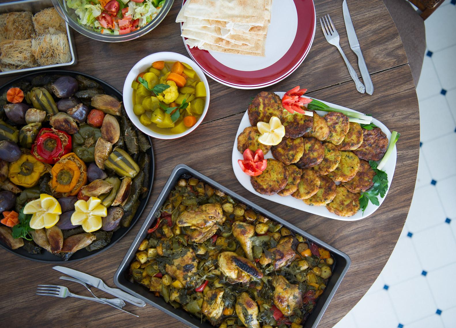 Photo by Morgan Ione Yeager, NYC Food photographer, Umi Kitchen, Iraqi food, recipe, home chef