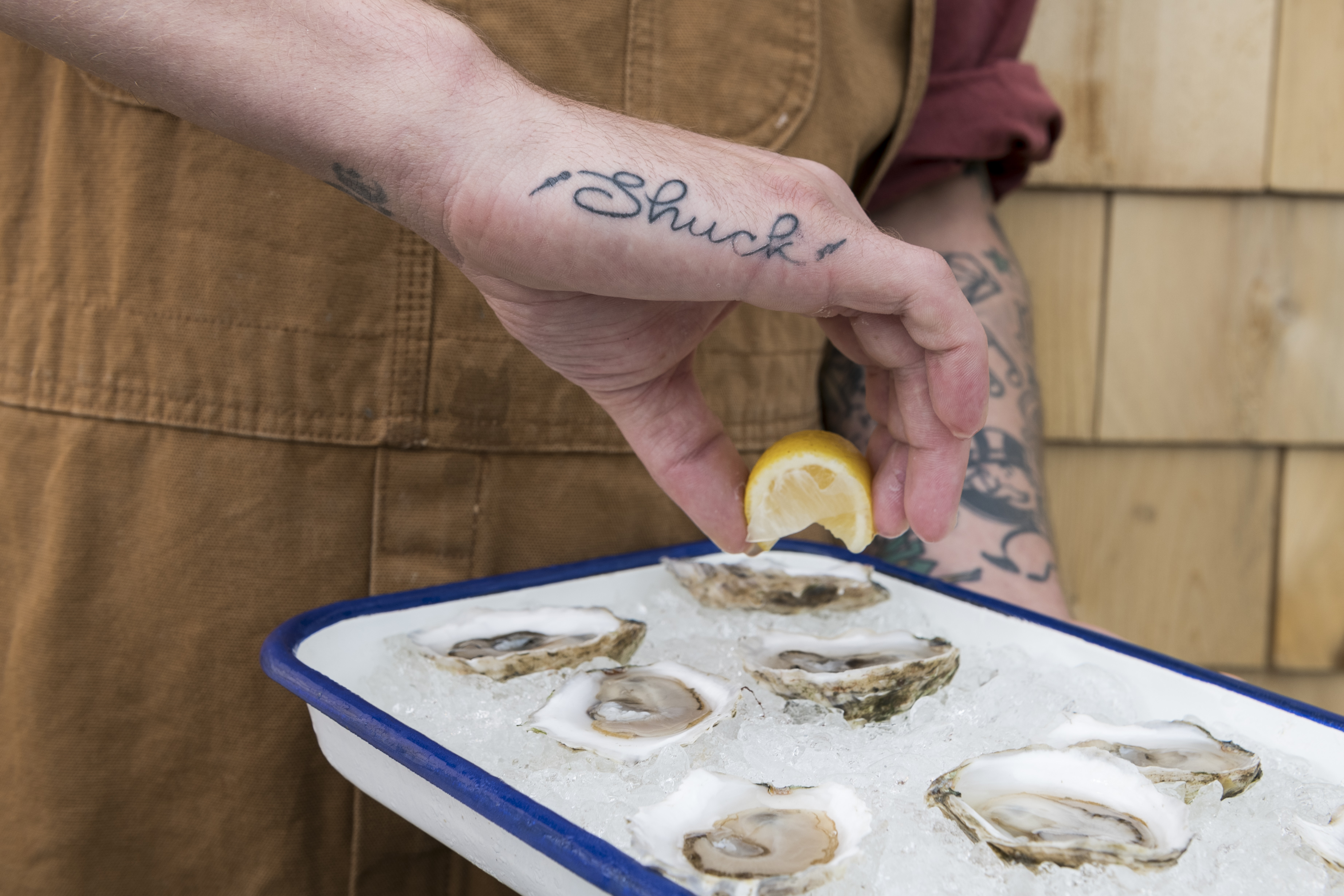 Boston Food Photographer - Island Creek Oysters