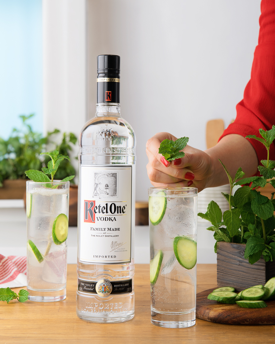NYC Beverage Photographer - Ketel One Vodka