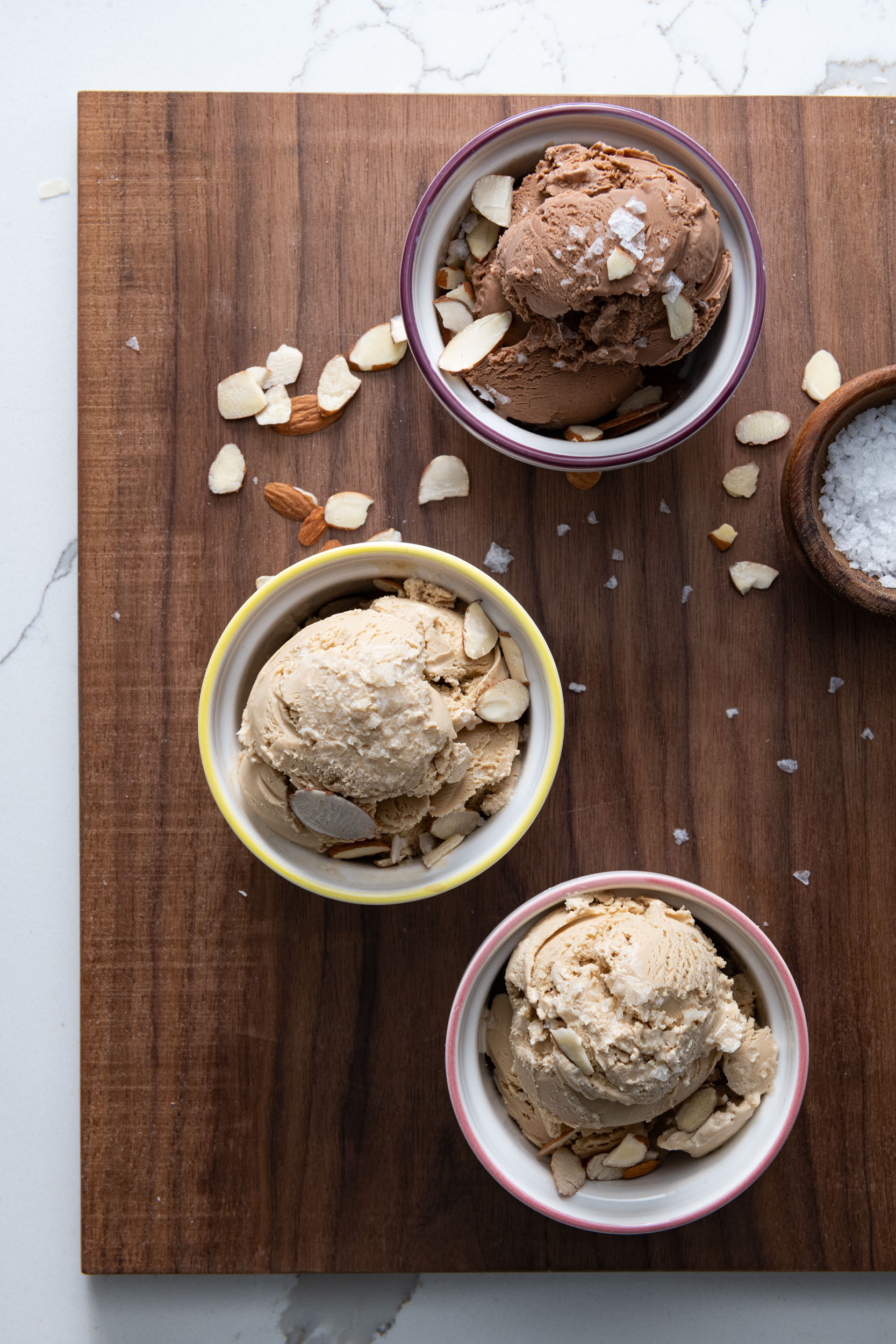 Morgan Ione | NYC + Chicago + Boston Food and Lifestyle Photographer - Malai Ice Cream Single Dishes