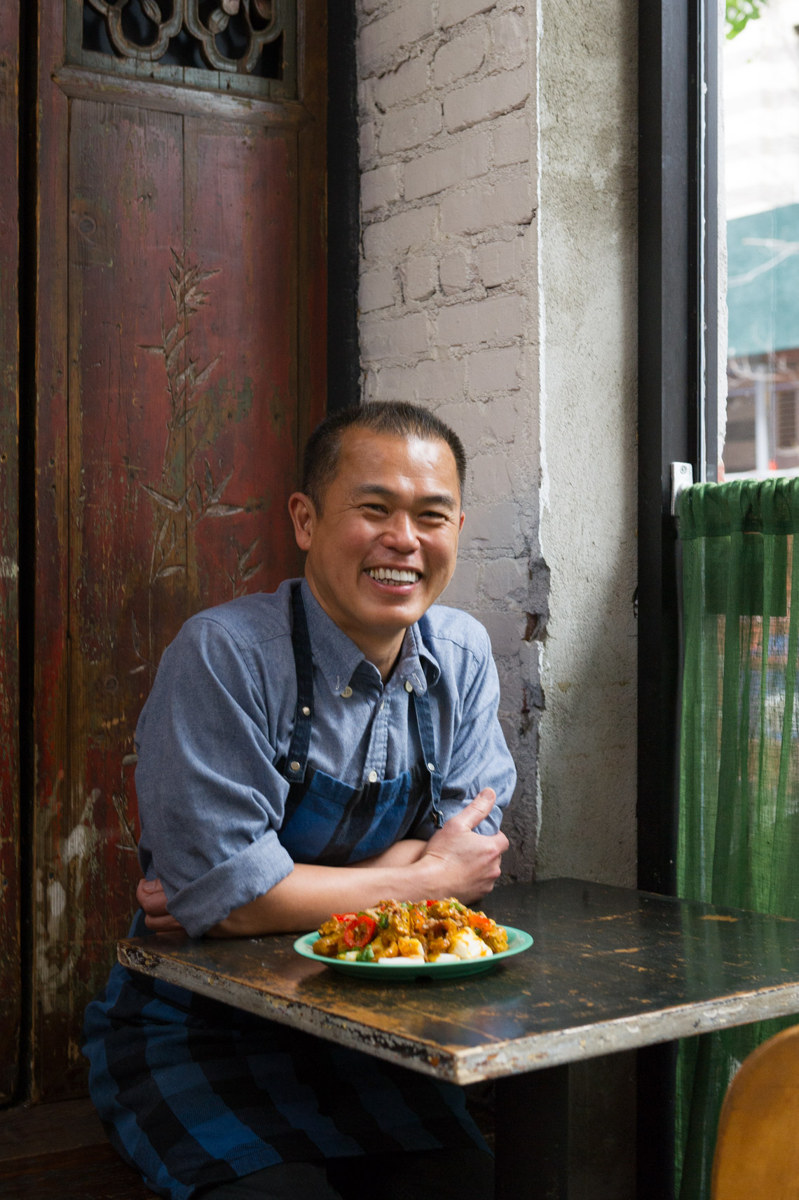 NYC Food Photographer - Simpson Wong