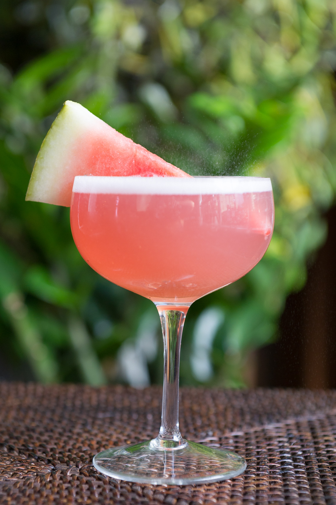 NYC Food Photographer - Watermelon Cocktail