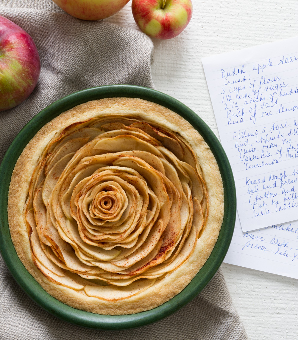 Morgan Ione | NYC + Chicago + Boston Food Photographer - Dutch Apple Pie