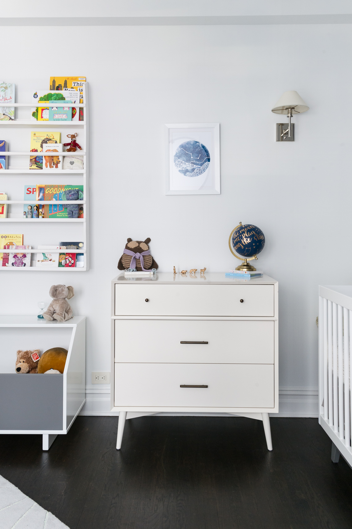 NYC Interior Photographer - Homepolish Interior Nursery