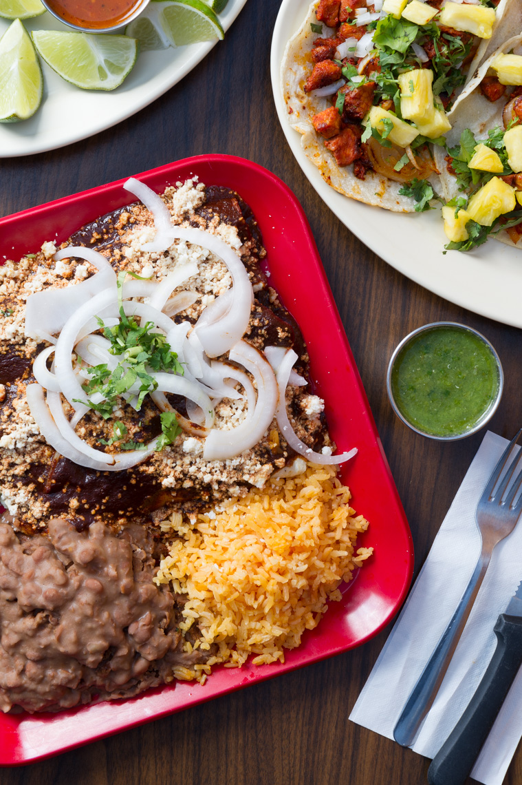 NYC Food Photographer - Authentic Mexican Food