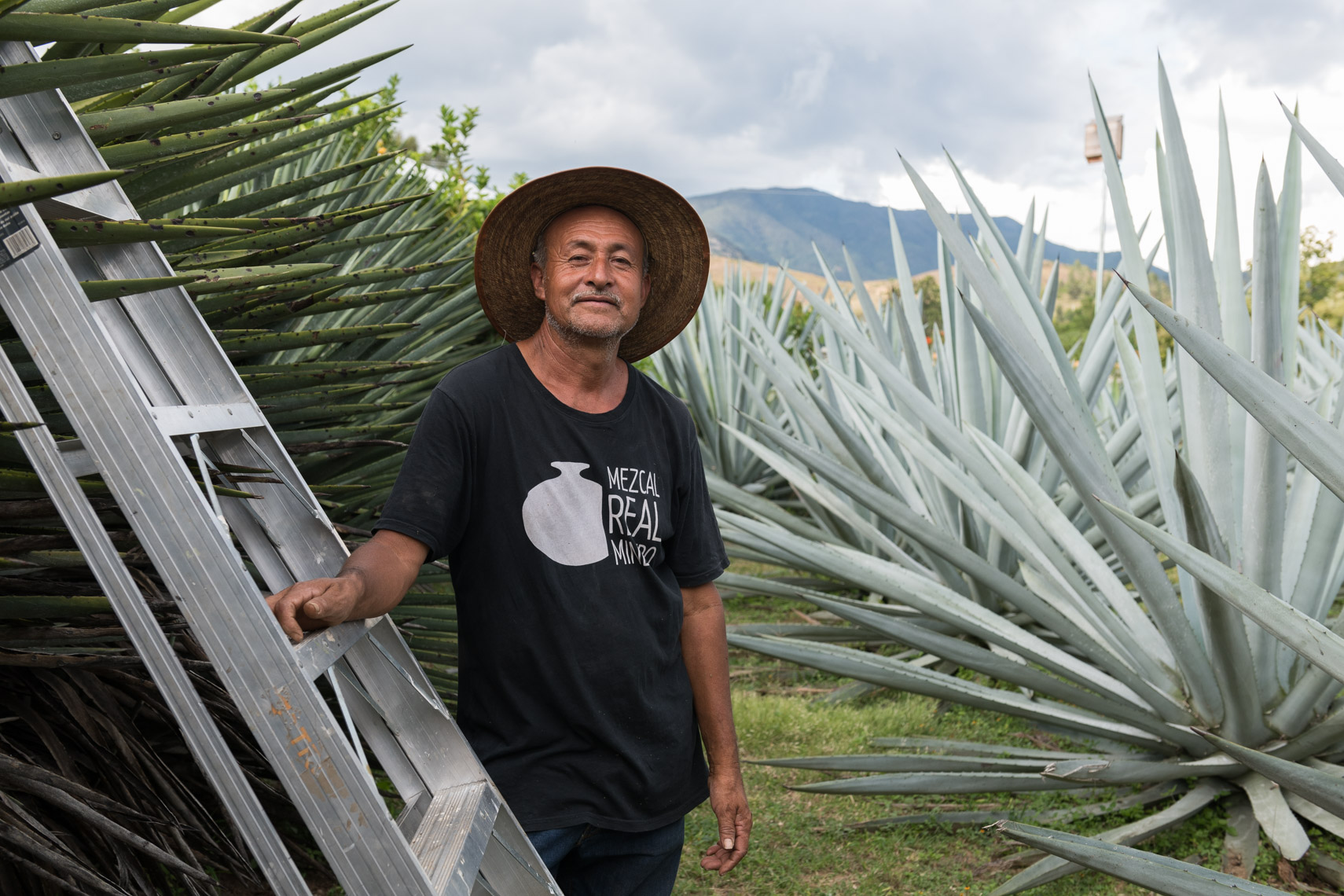 Food Journalist Photographer - Mezcal in Oaxaca