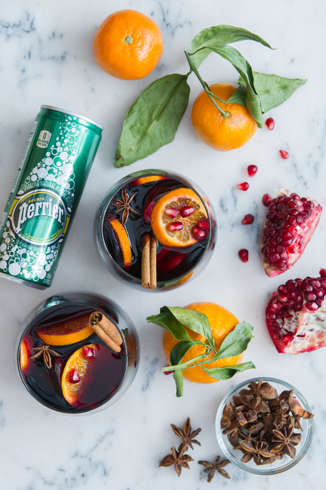 NYC Commercial Beverage Photographer - Perrier Cocktails