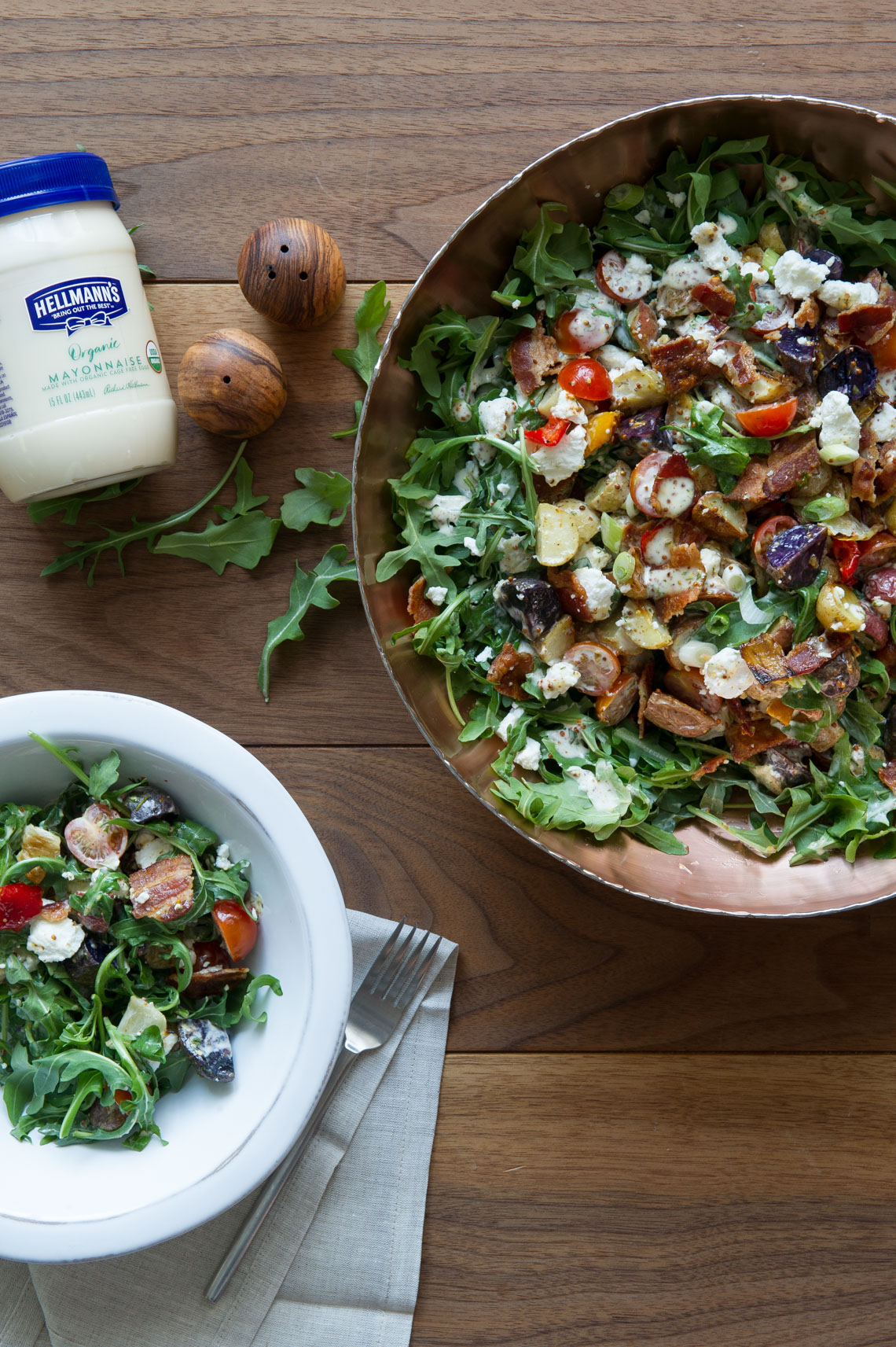 NYC Commercial Food Photographer - Hellmanns