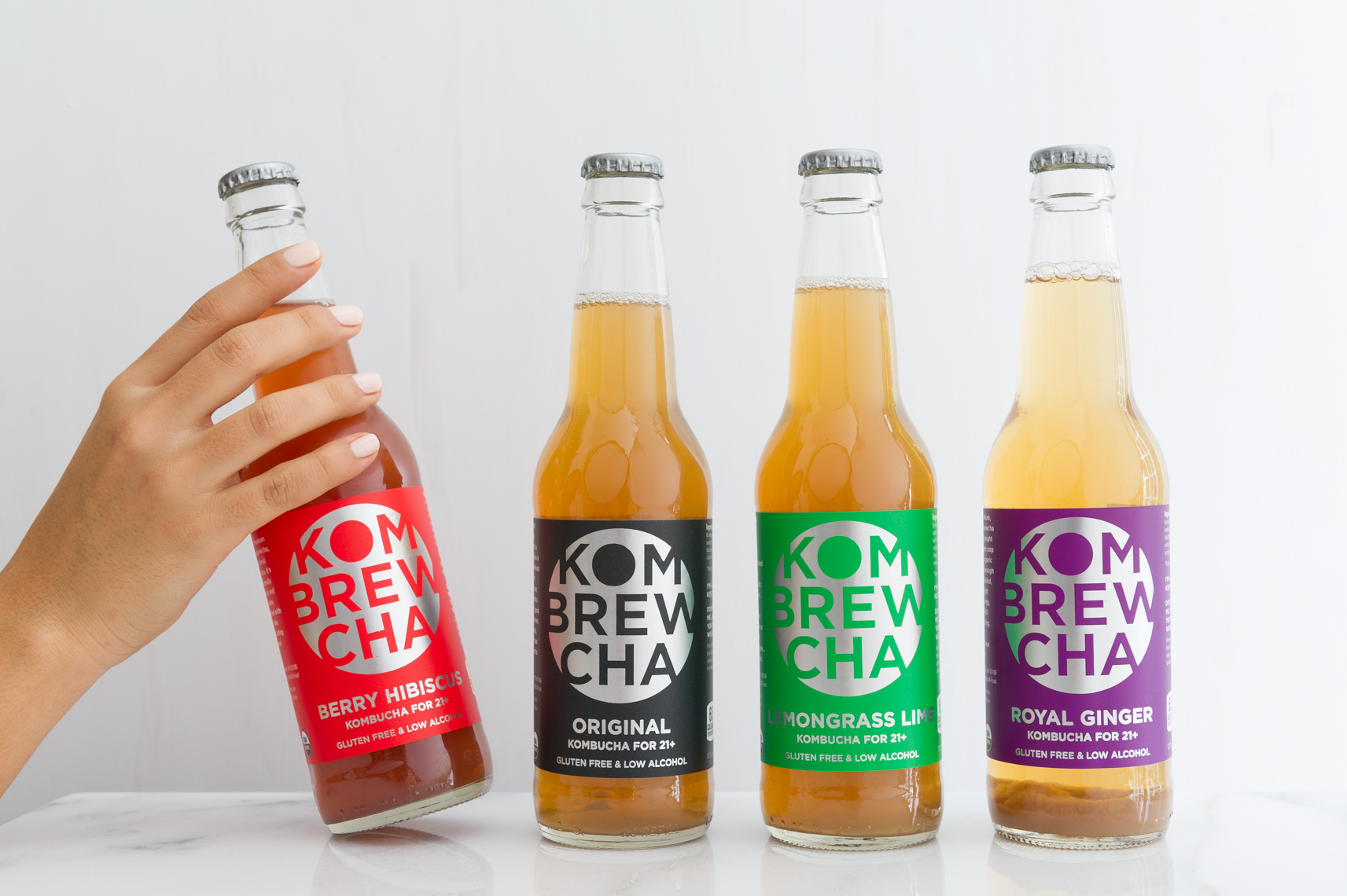 NYC Commercial Food Photographer - Kombrewcha