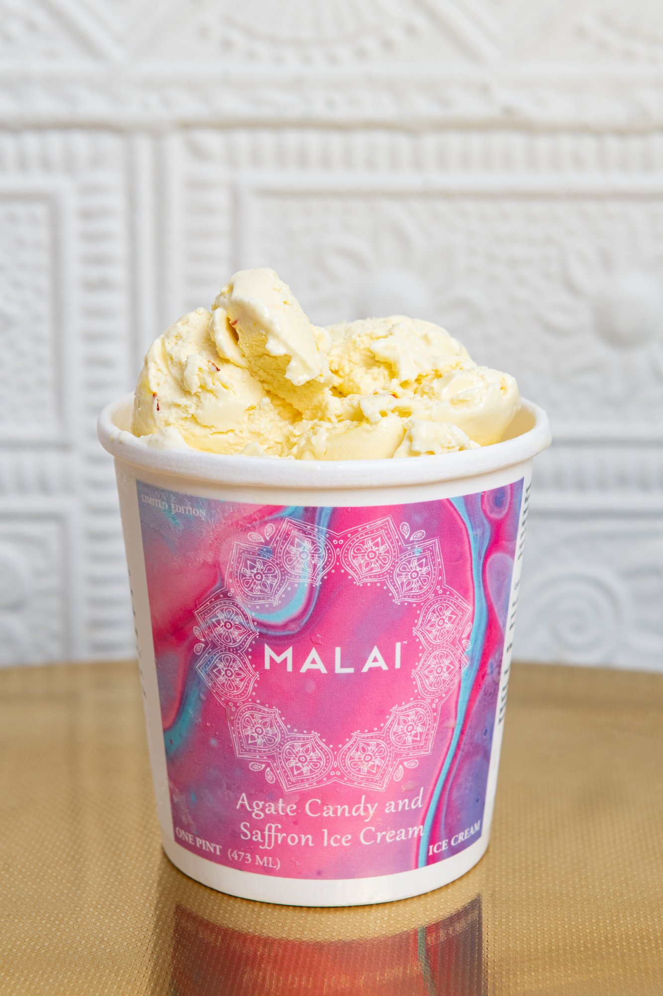 Chicago Food Photographer - Malai Indian Ice Cream