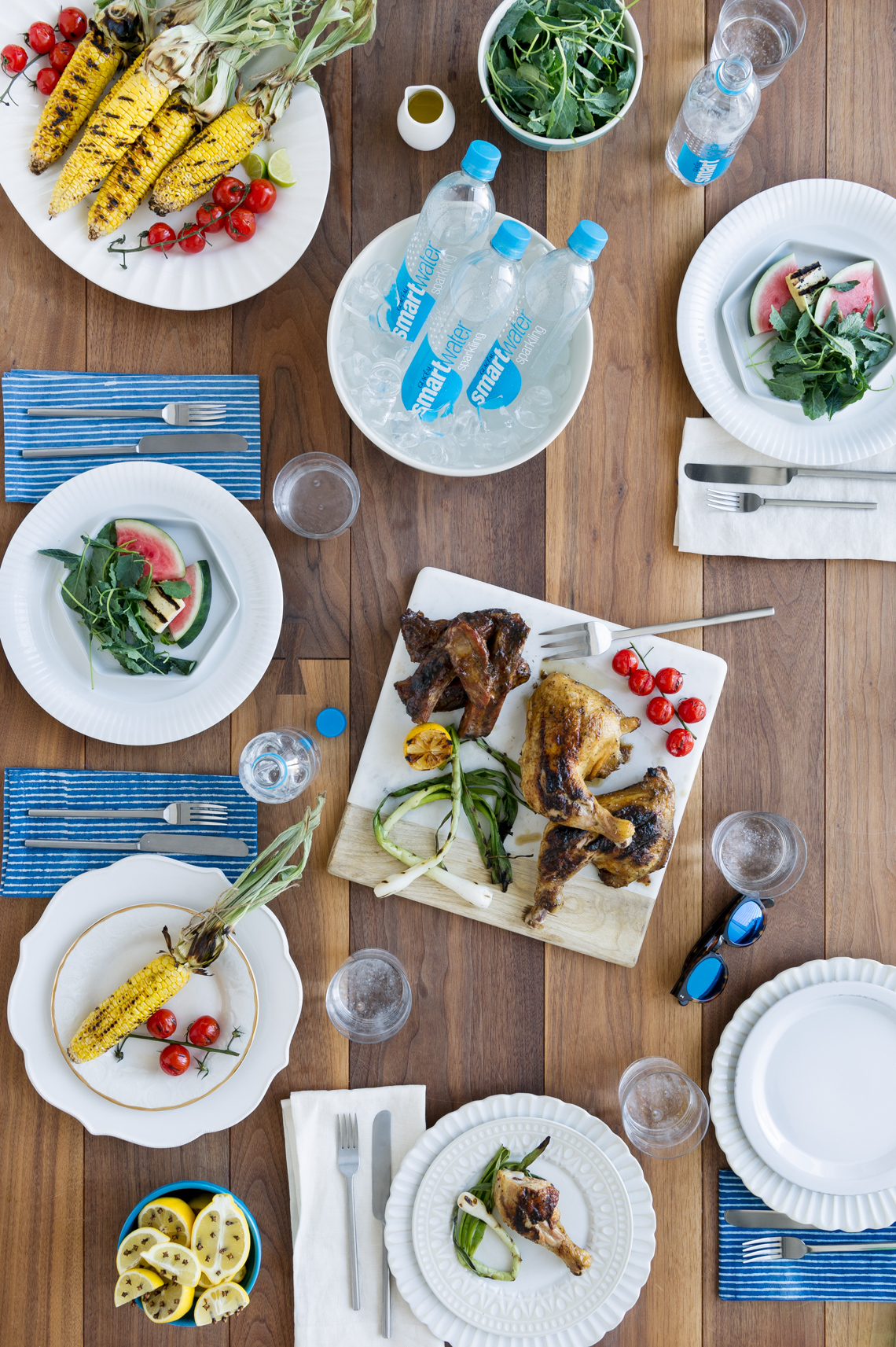 NYC Commercial Food Photographer - Smartwater 1