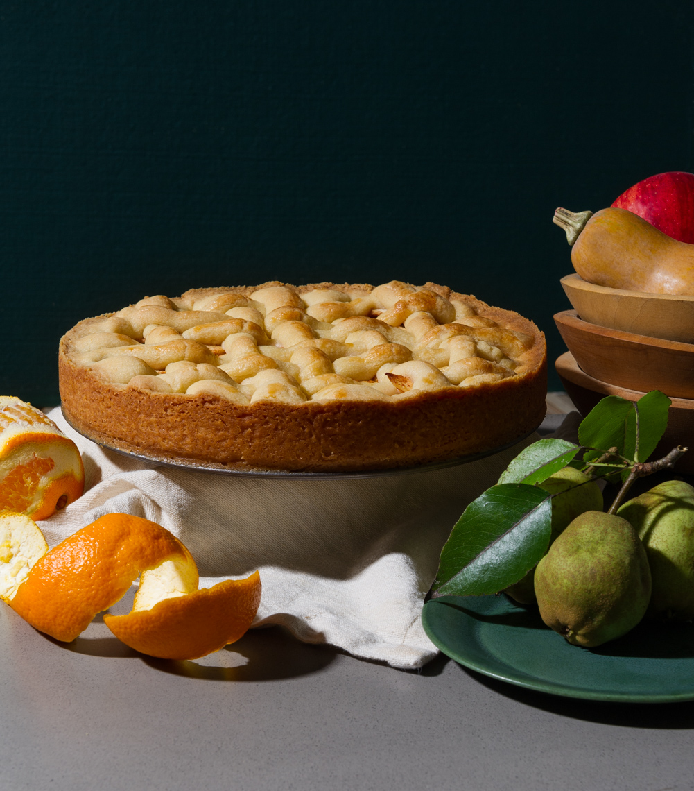 Morgan Ione | NYC + Chicago + Boston Food Photographer - Dutch Lighting Apple Pie