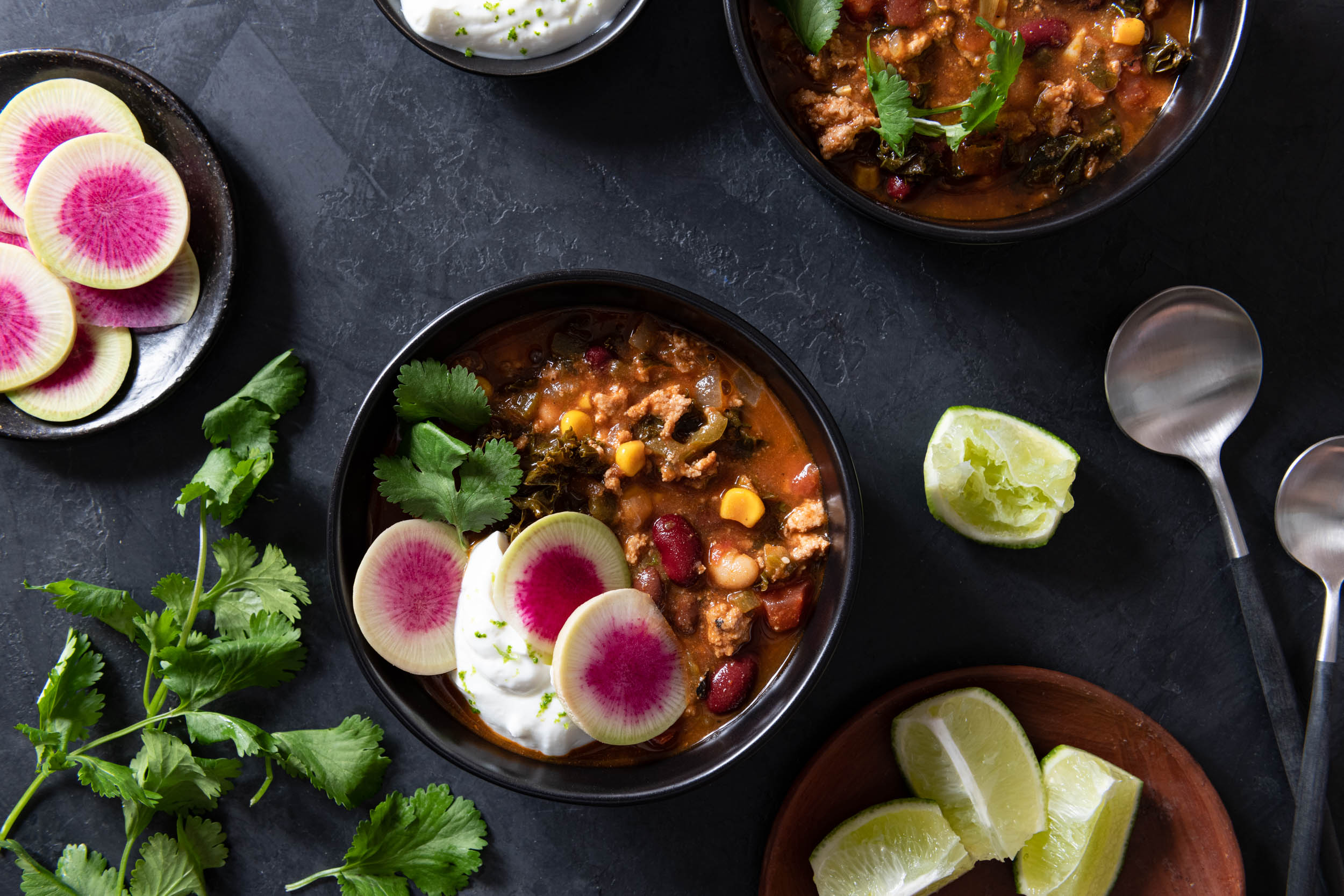 Morgan Ione | NYC + Chicago + Boston Food and Lifestyle Photographer - Turkey Chili