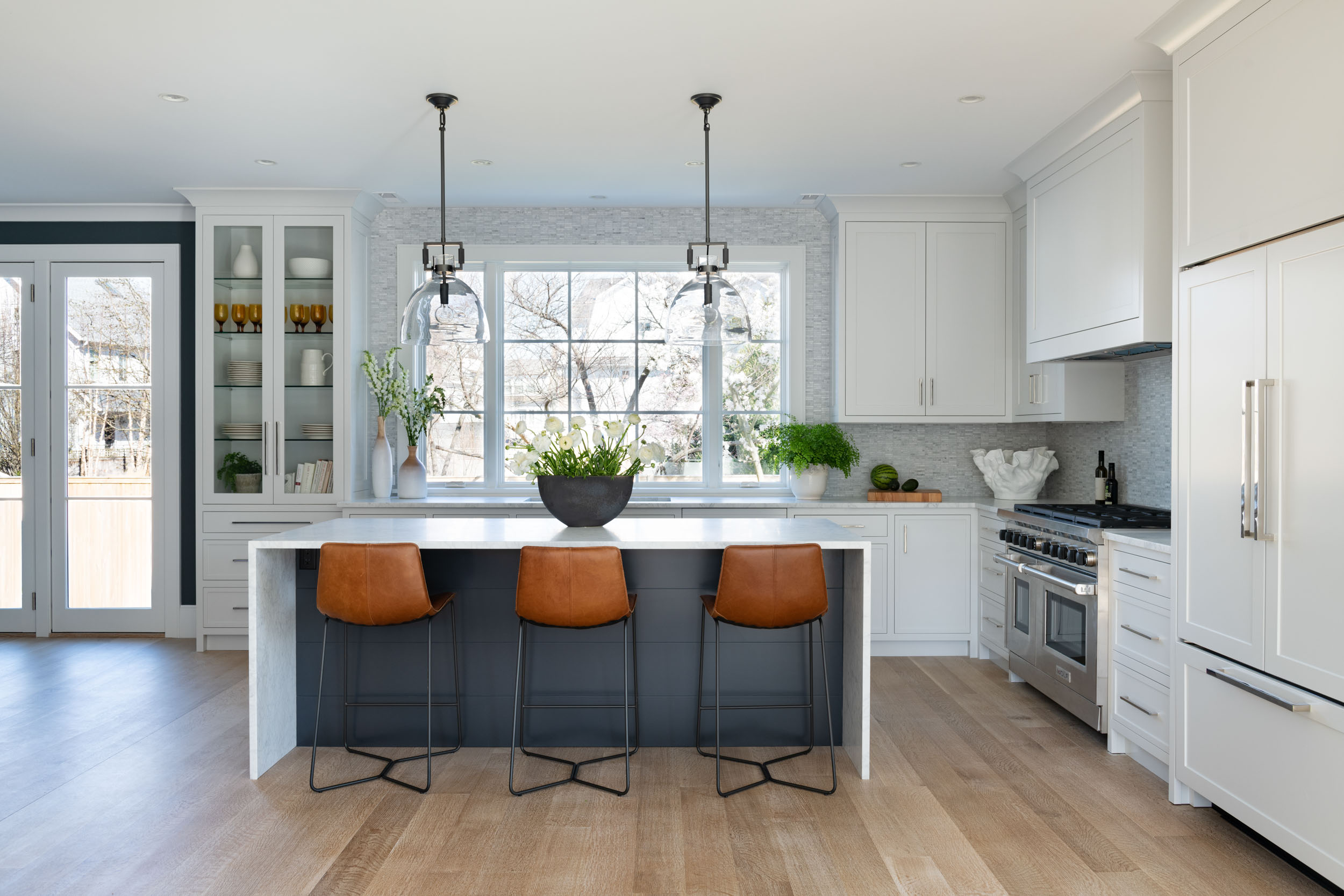 Morgan Ione | Chicago + NYC  + Boston | Interior and Architecture Photographer - Westport Kitchen Island